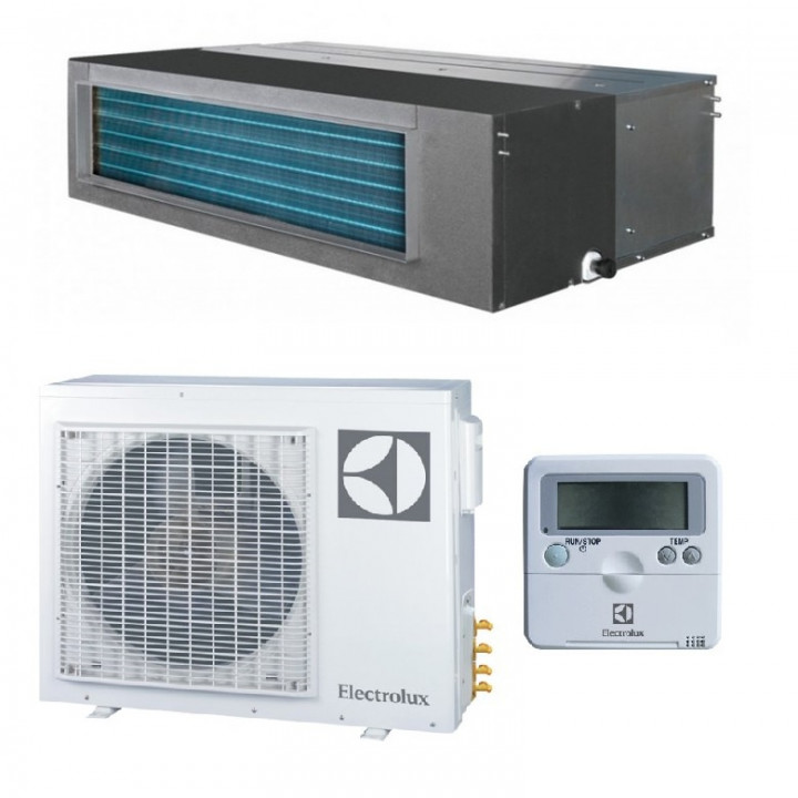 Кондиционер канальная сплит-система Electrolux EACD/I-18H/DC/N3 / EACO/I-18H/DC/N3