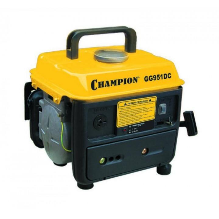 Генератор бензиновый Champion GG951DC
